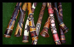 Various Didgeridoo